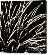 Huron Ohio Fireworks 9 Acrylic Print
