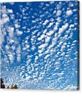 Huron Sky 4 Acrylic Print
