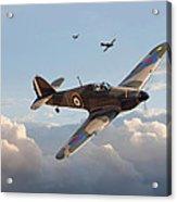 Hurricane - Fighter Sweep Acrylic Print