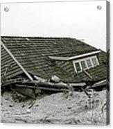 Hurricane - Sandy - Storm Acrylic Print