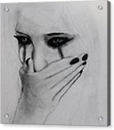 Hurt Acrylic Print