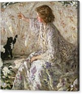 Hydrangeas, 1901 Acrylic Print