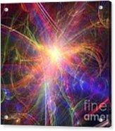 Hypervelocity Star Acrylic Print
