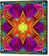 Hypnotic Expression Acrylic Print