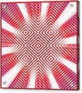 Hypnotic Vision Acrylic Print