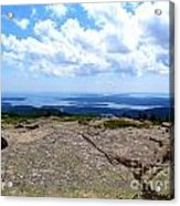 I Can See For Miles And Miles Acrylic Print