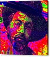 I Celebrate Myself And Sing Myself   Acrylic Print