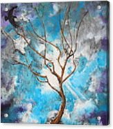 I Come To Thee Acrylic Print