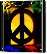 I Dream Of Peace Acrylic Print