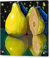 I Dream Of Pears Acrylic Print