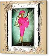 I Had A Great Time - Fashion Doll - Girls - Collection Acrylic Print