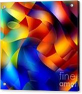 I Have Saved All My Ribbons Acrylic Print