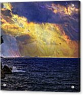 I Have Seen Fire And I Have Seen Rain Acrylic Print