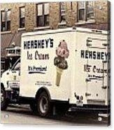I Love Hersheys Acrylic Print
