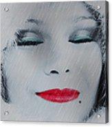 I Love To Smell Fresh Rain Acrylic Print by EricaMaxine  Price