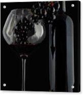 I Love Wine ! V Acrylic Print