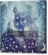I See Stars Acrylic Print