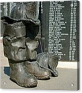 Iaff Fallen Firefighters Memorial 1  Acrylic Print