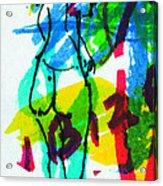 Ibiza 5 Acrylic Print