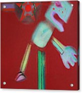 Icarus Max Acrylic Print