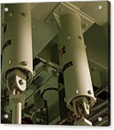 Missile Silo I Acrylic Print