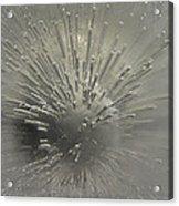 Ice Abstract II Acrylic Print