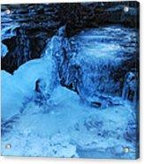 Ice Age Begins Acrylic Print