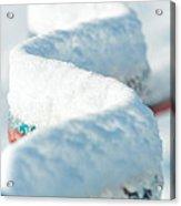 Ice And Snow-5508 Acrylic Print