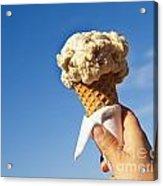 Ice Cream Cone Acrylic Print