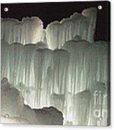 Ice Flow 20 Acrylic Print
