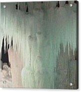 Ice Flow 23 Acrylic Print