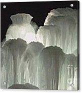 Ice Flow 4 Acrylic Print