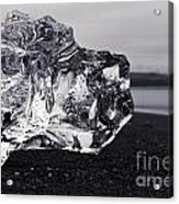 ice Acrylic Print