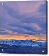 Ice Island Acrylic Print