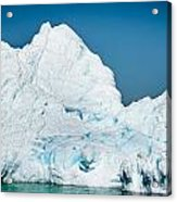 Ice Iv Acrylic Print by David Pinsent