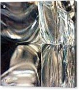 Ice Scape  Acrylic Print