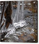 Ice Stream Creations Acrylic Print