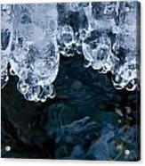 Ice Toes Acrylic Print