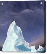 Iceberg Adrift Near South Orkney Acrylic Print