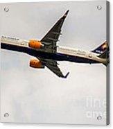 Icelandair Boeing 757 Acrylic Print
