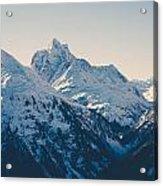 Iconic Arlberg Acrylic Print