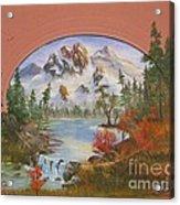 Idaho Acrylic Print