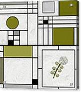 Ideogram 1 Variation 1 Acrylic Print