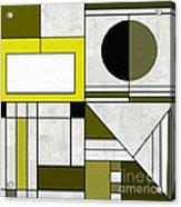 Ideogram 2 Variation 1 Acrylic Print