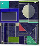 Ideogram 2 Variation 2 Acrylic Print