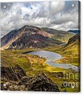 Idwal Lake Snowdonia Acrylic Print