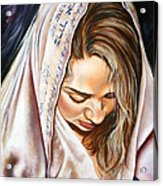 If My People Acrylic Print by Ilse Kleyn