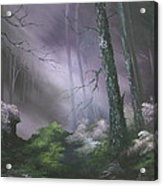 If You Go Down In The Woods Today ? Acrylic Print