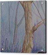 If You Go Into The Woods... Acrylic Print