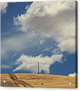 If You Wanna Run Away Acrylic Print by Laurie Search